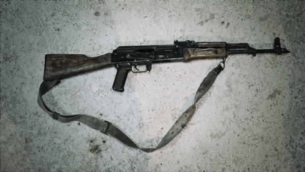 survival weapons ak47