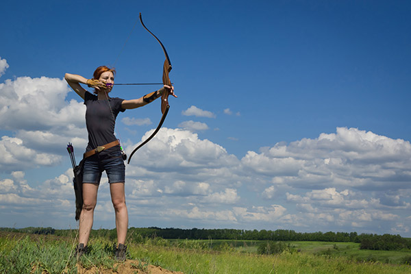 Archery for SHTF Weapon